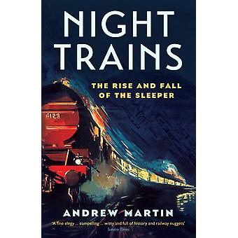 Trains de nuit par Andrew Martin
