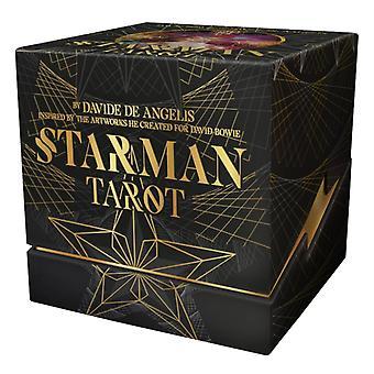 Starman Tarot Kit  Limited Edition by Davide De Angelis