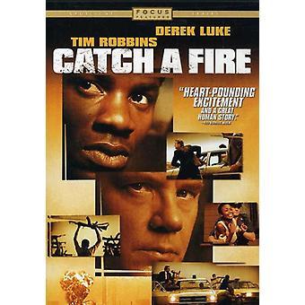 Catch a Fire [DVD] USA import