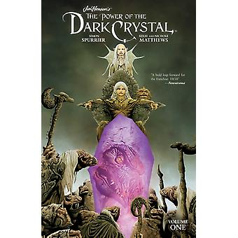 Jim Hensons The Power of the Dark Crystal Vol. 1 by Jim Henson