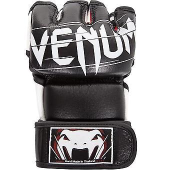 Venum Undisputed 2.0 lederen MMA strijd handschoenen zwart