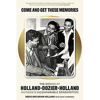 Come and Get These Memories by Brian Holland