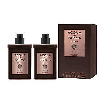 Menn's Parfyme Sandalo Acqua Di Parma EDC (2 uds)