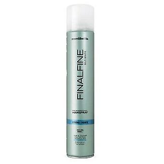 Montibel·lo Techniczne lakiery do włosów Finalfine Strong 500 ml