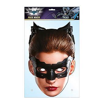 Catwoman Official DC Comics Batman Card Party Fancy Dress Mask