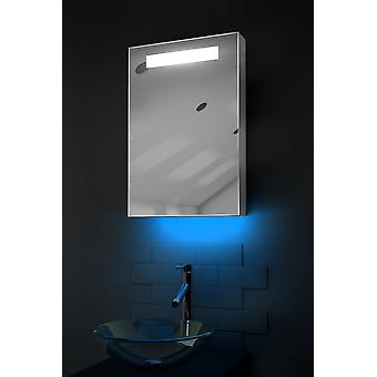 Ambient Bathroom Cabinet With Sensor, Bluetooth Audio k262waud