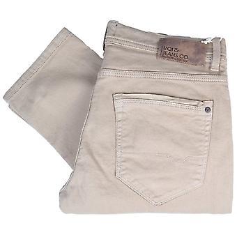 Voi Jeans Lj 1250 Super Slim Sand Beige Jeans