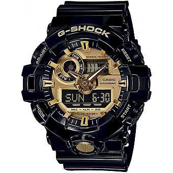 Casio Мужские часы G-Shock хронограф GA-710GB-1AER