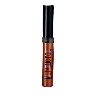 Maybelline kleur sensationele vloeibare Lipstick metallic folie 5ml Calypso #110