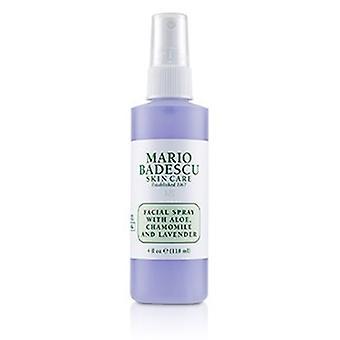 Mario Badescu Spray Facial Com Aloe, Camomila e amp;amp; Lavanda 118ml/4oz