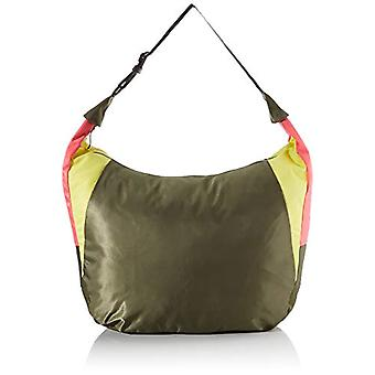 Tom Tailor Denim Alicante - Women Verde Shoulder Bags (Khaki) 38x41x15 cm (W x H L)