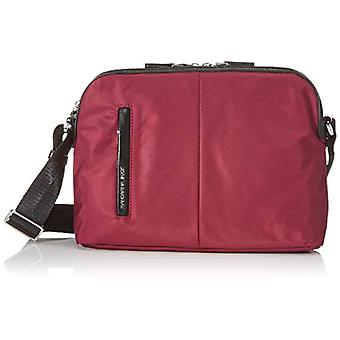 Mandarijn eend Hunter Purple Woman Strap Bag (Dahlia) 28x20x10 cm (W x H x L)