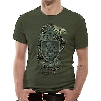 Harry Potter-Slytherin T-paita