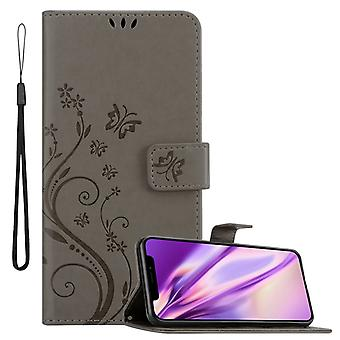 Case for iPhone XS Foldable Phone Case - Cover - with Stand Function and Card Tray