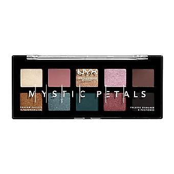 NYX PROF. MAKEUP Mystic Petals Shadow Palette - Dark Mystic