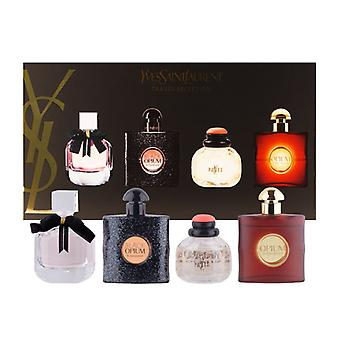 Giftset Yves Saint Laurent Mini Collection 4 x 7,5 ml