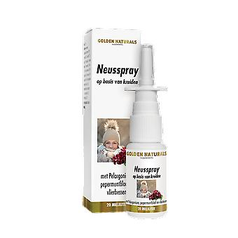 Golden Naturals nasal spray (20 ml)