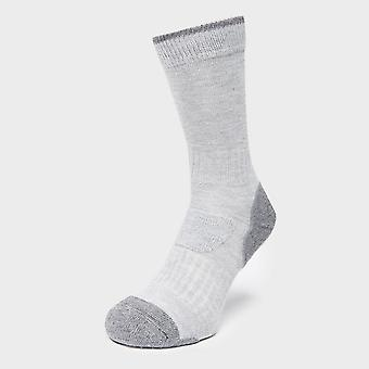 Nieuwe Brasher Men's Light Hiker Socks Wit