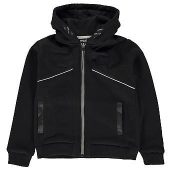 Everlast Boys Premium Full Zip Hoody Junior Hoodie Hooded Top Kids