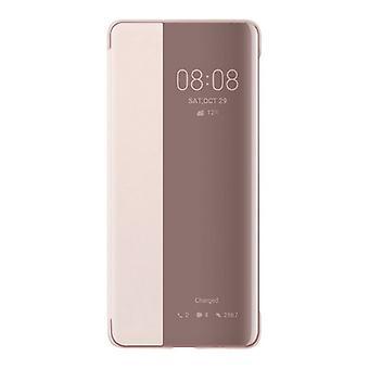 Kirja kotelo Huawei P30 Pro flip cover / vaaleanpunainen