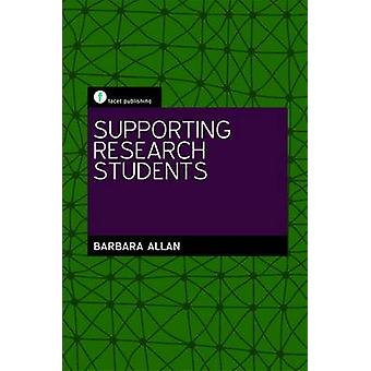 Supporting Research Students by Barbara Allan - 9781856046855 Book