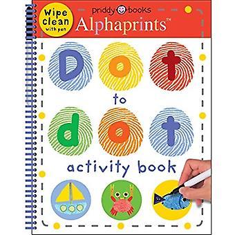 Alphaprints Dot to Dot by Roger Priddy