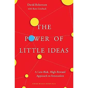 Power of Little Ideas by David Robertson