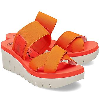 Fly London Yabo P144593002 universele zomer vrouwen schoenen