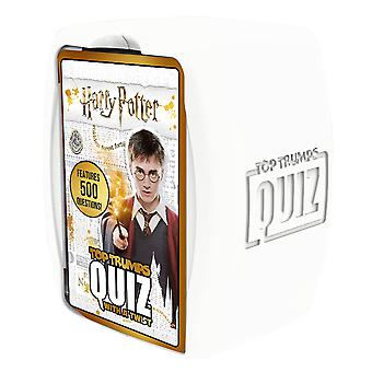 Quiz Harry Potter Edition
