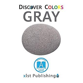 Gray by Xist Publishing - 9781532409653 Book