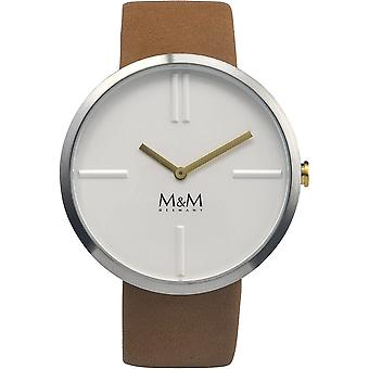 M-amp;M Allemagne M11881-552 Big time Ladies Watch