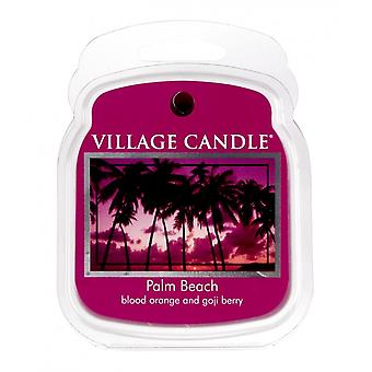 Village Candle Wax Melt Packs For Use with Melt Tart & Oil Burners Palm Beach
