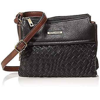 Bulaggi Bryon Crossover - Black Women's Backpack Bags (Schwarz) 06x10x21 cm (B x H T)