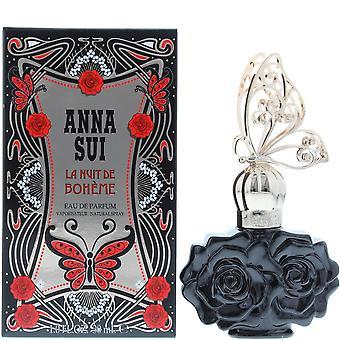 Anna Sui La Nuit De Boheme Eau de Parfum 30ml Spray For Her