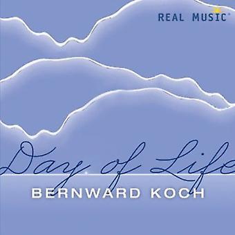 Bernward Koch - Day of Life [CD] USA import