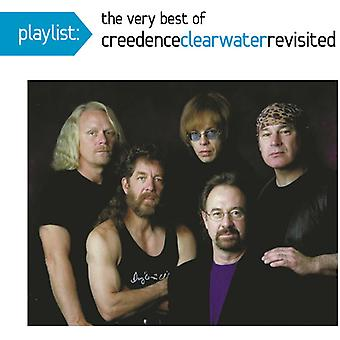 Ccr ( Creedence Clearwater Revival ) - Playlist: The Very Best of Creedence Clearwater [CD] USA import