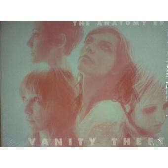 Vanity Theft - Anatomy EP [CD] USA import