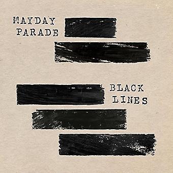 Mayday Parade - Black Lines [CD] USA import