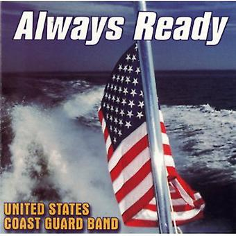 United States Coast Guard Band - Always Ready [CD] USA import