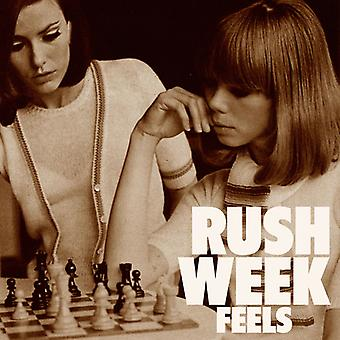 Rush Week - Feels [CD] USA import