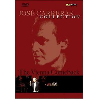 Vienna Comeback [DVD] USA import