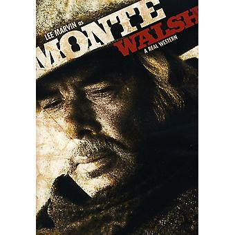Monte Walsh [DVD] USA import
