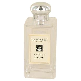 Jo Malone Red Roses Cologne Spray (Unisex Unboxed) By Jo Malone 3.4 oz Cologne Spray