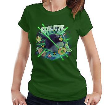 Angry Birds Freeze Women's Camiseta