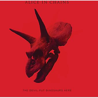 Alice in Chains - Devil Put Dinosaurs Here [CD] USA import