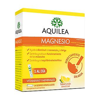 Aquilea Granulated Magnesium 14 packets