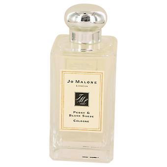 Jo Malone Peony & Blush Suede Cologne Spray (Unisex Unboxed) By Jo Malone 3.4 oz Cologne Spray