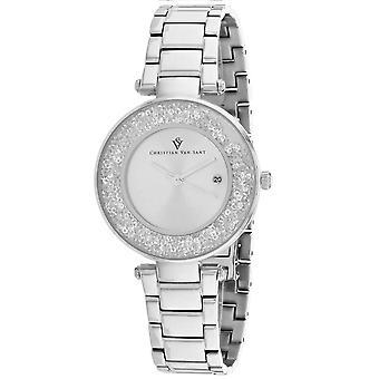 Cv1210, Christian Van Sant Damen'S Dazzle Uhr