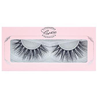 Lash XO Premium False Eyelashes - Beatdown - Natural yet Elongated Lashes