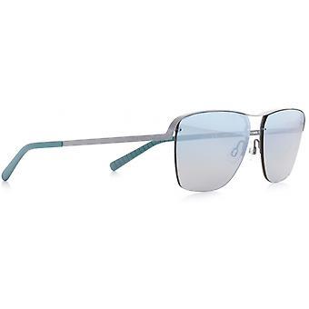 Sunglasses Unisex Skye silver/blue (005P)